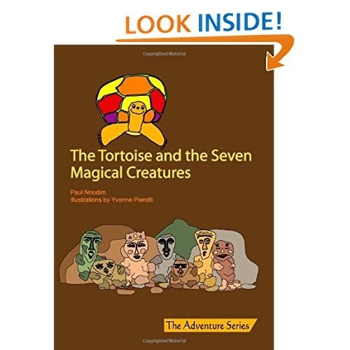 The Tortoise and the Seven Magical Creatures