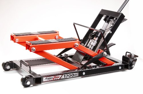 Buy Cheap PowerZone 380047 1700 LB Hydraulic Motorcycle/ATV Jack