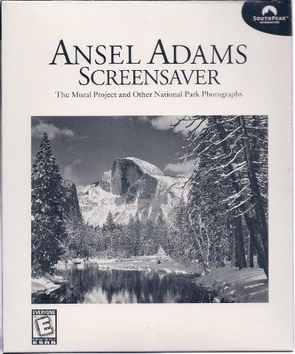 Ansel adams screensaver the mural project and other for Ansel adams mural