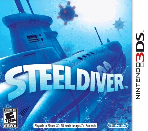 Sale alerts for Nintendo Steel Diver - Nintendo 3DS Standard Edition - Covvet