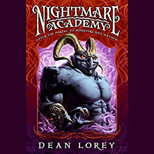 Nightmare Academy Audiobook
