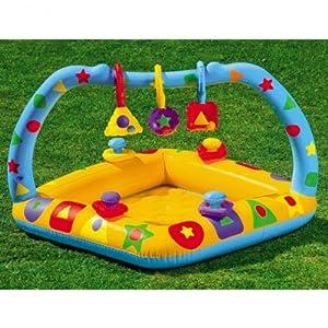 intex baby pool 91x91cm planschbecken babybecken schwimmbecken baby spielzeug. Black Bedroom Furniture Sets. Home Design Ideas
