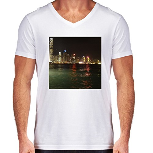 v-ausschnitt-weiss-herren-t-shirt-grosse-m-skyline-von-hong-kong-by-cadellin