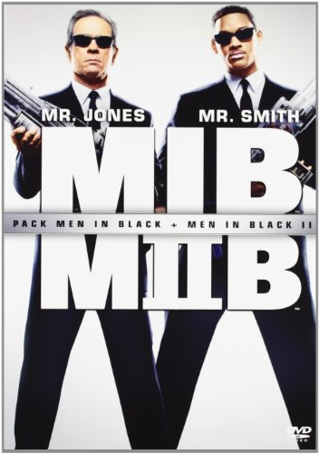 Pack Men In Black I+II [DVD]