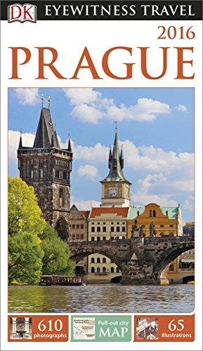 Prague. Eyewitness Travel Guide