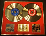 BLUR/DOUBLE CD GOLD DISC DISPLAY/LTD. EDITION/COA/