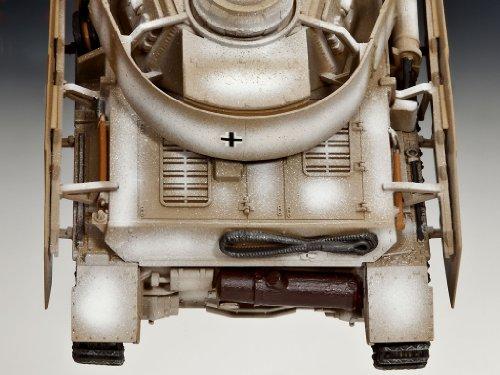 Revell-Modellbausatz-03184-Panzerkampfwagen-IV-Ausfhrung-H-im-Mastab-172