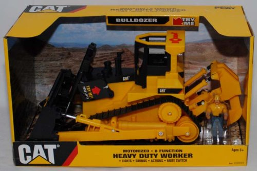 CAT Heavy Duty Worker 16