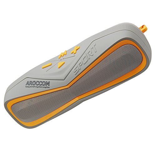 Portable Wireless Bluetooth Speaker,IPX7 Waterproof Speakers Built-in Mic 1800mah Rechargeable Battery for Outdoor Sports