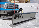 K2 Plows STSP8422 Storm Snow Plow, 84 by 22-Inch