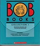 Bob Books, Collection 1: Beginning Readers and Advancing Beginners (0545015294) by Bobby Lynn Maslen