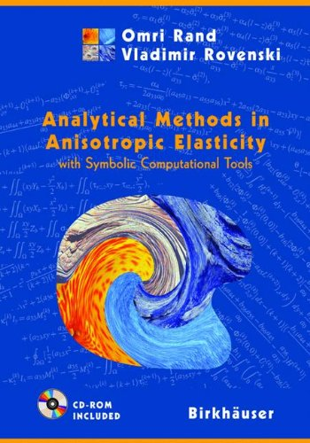 Analytical Methods In Elasticity