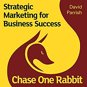 Chase One Rabbit: Strategic Marketing for Business Success Audiobook