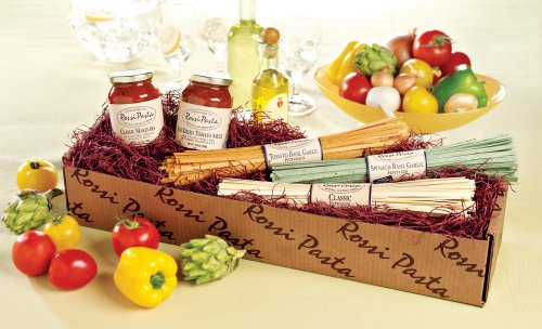 Three Pasta / Two Sauce Gift Box (Three Flavors