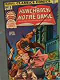 img - for Marvel Classics Comics #3 (1976) The Hunchback of Notre Dame (3) book / textbook / text book