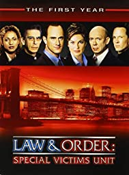 Law & Order Special Victims Unit - The First Year