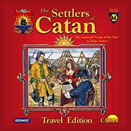 Settlers of Catan Travel Edition
