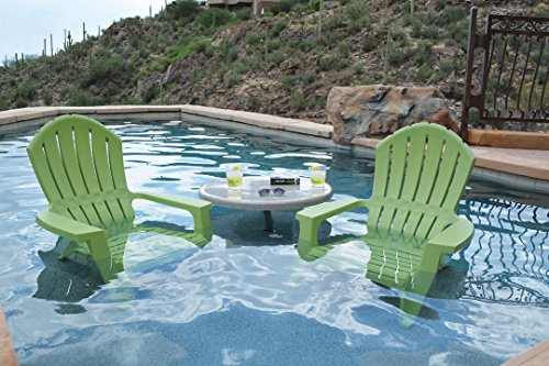 Inter Fab Pl 30 Umb Table 54 30 Inch Removable Table Kit For Swimming Pool Tanning Ledges Mont