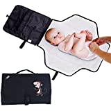 Fengirl Portable Baby Changing Mat Baby Changing Mat Baby Out Waterproof Changing Mat