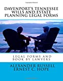 img - for Davenport's Tennessee Wills And Estate Planning Legal Forms book / textbook / text book