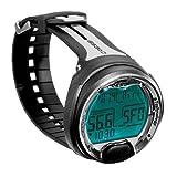 Cressi Leonardo Scuba Dive Computer Wrist Watch, Black [Misc.]