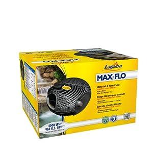 Pompa per laghetti Laguna Max-Flo 4000