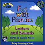 Learn at Home:Fun with Phonics: Letters and Sounds Pack (Watch and Learn)by unknown