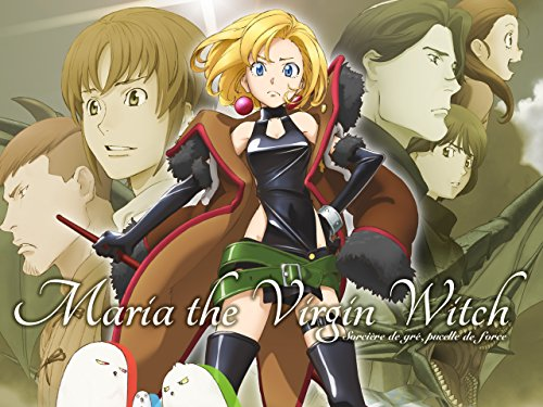 Maria the Virgin Witch (Original Japanese Version)