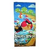 Angry Birds Cliff Hanger Beach Towel