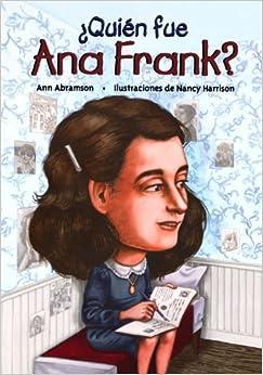 Anne Frank? (Spanish Edition) (Spanish) Paperback – November 9, 2009