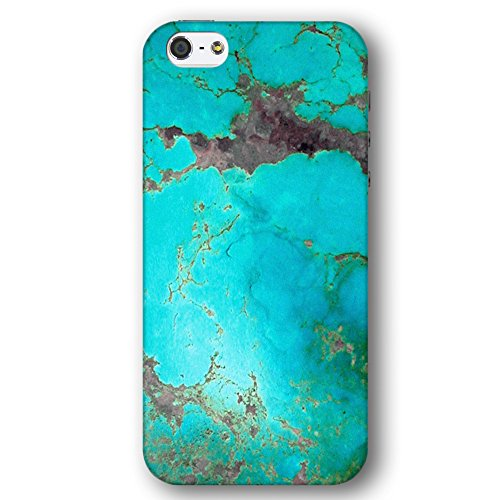 Turquoise Gemstone Image Apple iPhone 5 / 5S Phone Case (Iphone 5 Case Gem compare prices)