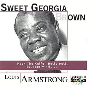 louis armstrong incl mack the knife cd album louis. Black Bedroom Furniture Sets. Home Design Ideas