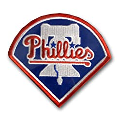 MLB Logo Patch - Phillies - Philadelphia Phillies