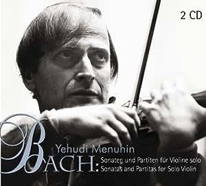 Bach: Sonaten und Partiten für Violine Solo