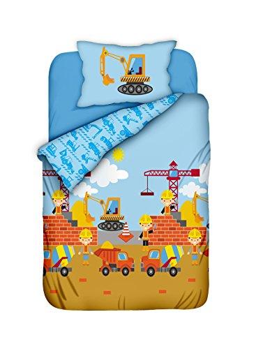 Aminata-Kids-se-Jungen-Kinder-Bettwsche-Baustelle-100x135-hochwertige-Baumwolle-Bettwsche-Kinder-mit-Bagger-Kran-und-Betonmischer-Bauarbeiter-Kinderbett-Gre