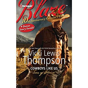 Cowboys Like Us | [Vicki Lewis Thompson]