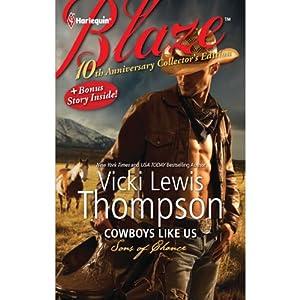 Cowboys Like Us | [Vicki Lewis Thompson]