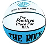 Anaconda Sports® The Rock® MG-4200-B+G-S Boys and Girls Club Men's Regulation Size Rubber Basketball
