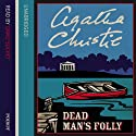 Dead Man's Folly (       UNABRIDGED) by Agatha Christie Narrated by David Suchet