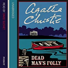 Dead Man's Folly Audiobook by Agatha Christie Narrated by David Suchet