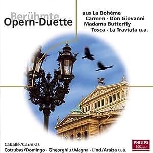 Berühmte Opern-Duette