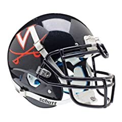 Brand New Virginia Cavaliers NCAA Authentic Air XP Full Size Helmet by Things for You