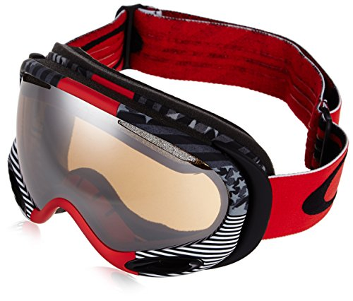 2.0 (Oakley) OAKLEY A frame illusion stripes 2.0 59-652 J Red Future Primitive Anthem anthem Red