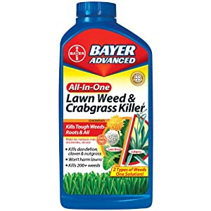 Bayer 704080a All In One Lawn Weed