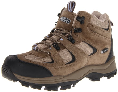 Nevados Women's Boomerang II Mid V1082W Hiking Boot,Dark Brown/Black/Light Purple