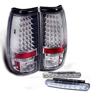 rxmotoring 2000 gmc sierra 2500 tail light. Black Bedroom Furniture Sets. Home Design Ideas