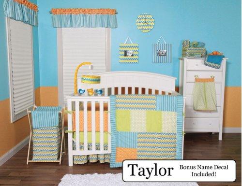 Nautical Crib Sheets