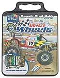 Wild Wheels Activity Tin