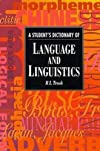 A Student's Dictionary of Language and Linguistics (Student Reference)