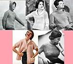 Patrons de tricot chic vintage pour c...